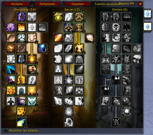 Image Result For Shadow Priest Build